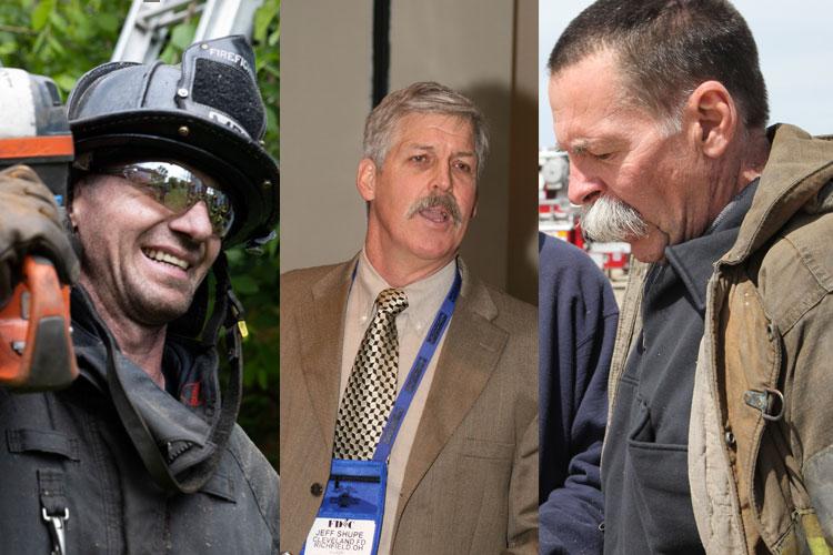 Jeff Rothmeier, Jeff Shupe, Bob Pressler
