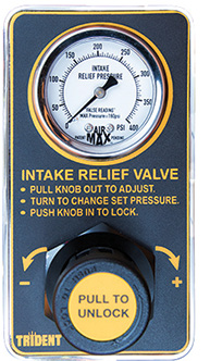 """Trident's <strong>AIRMAX™ INTAKE RELIEF SYSTEM""""></div> </div> <p><strong><a id="""