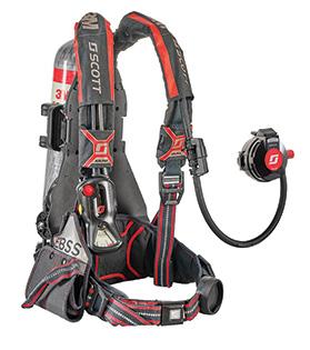 3M™ Scott™ Fire & Safety's AIR-PAK X3 PRO SCBA