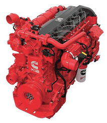 Cummins' X12 is up to 600 pounds lighter than other medium-bore engines and 150 pounds lighter than the next lightest engine in its class.