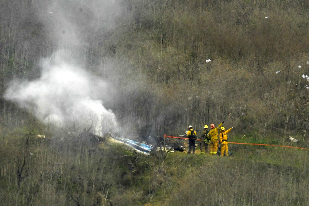 Kobe Bryant helicopter crash