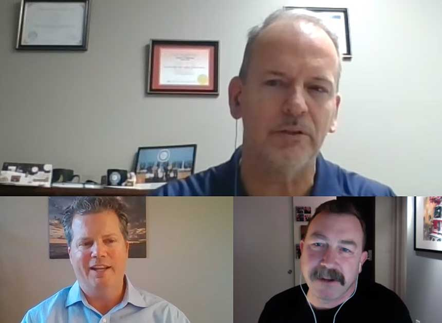 Straight Talk with Dan DeGryse and company