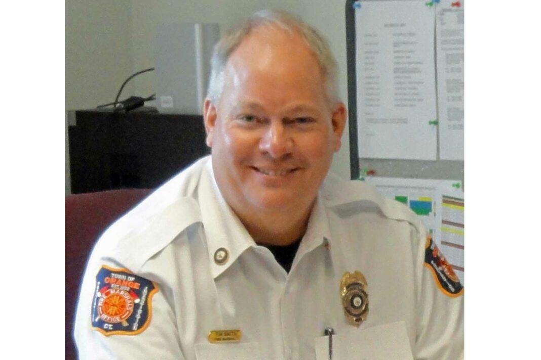 Orange (CT) Fire Marshal Timothy P. Smith