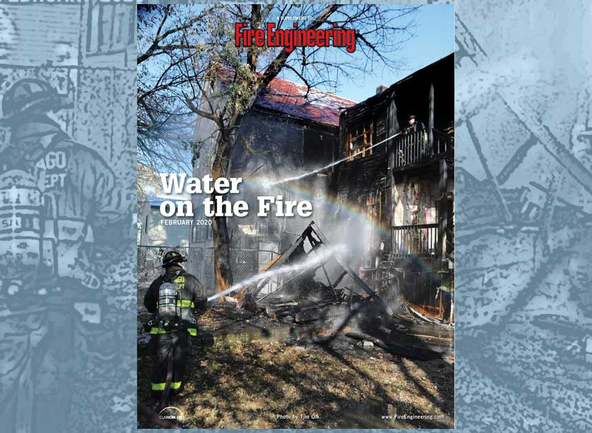 Water on the Fire supplement 2020