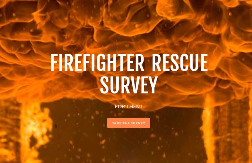 Firefighter Rescue Survey