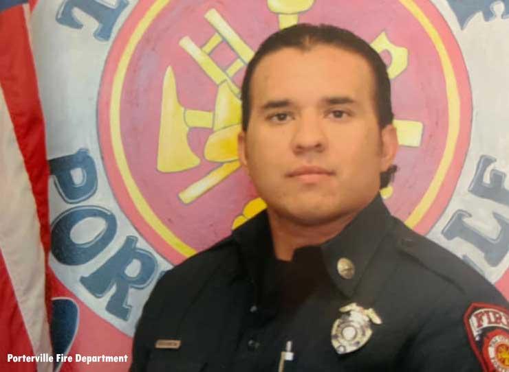Fire Captain Raymond Figueroa
