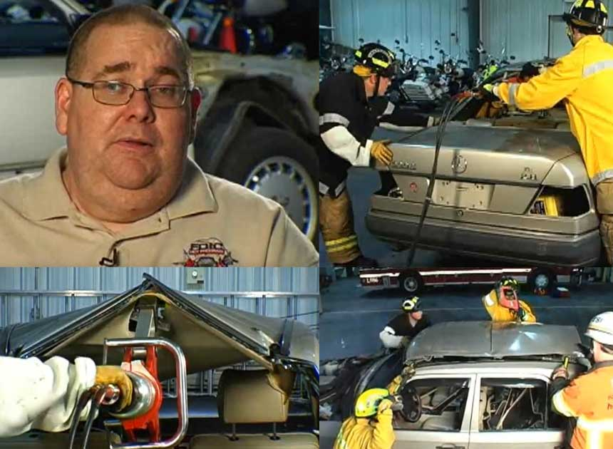 Dave Dalrymple on alternative vehicle evolutions for extrication