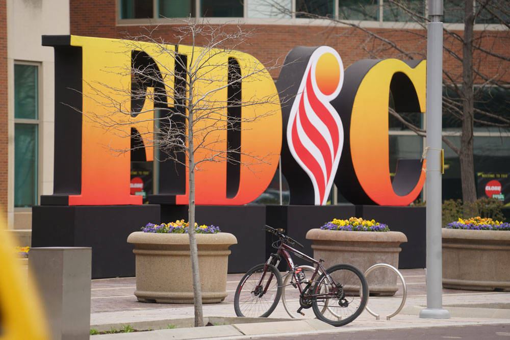 FDIC sign