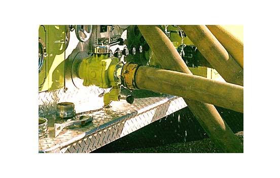 Small-diameter hose or LDH?