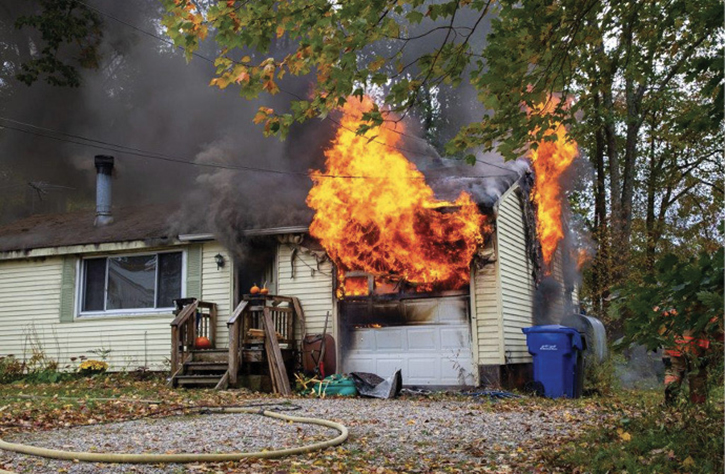 Lessons Learned at a Bolton (CT) House Fire
