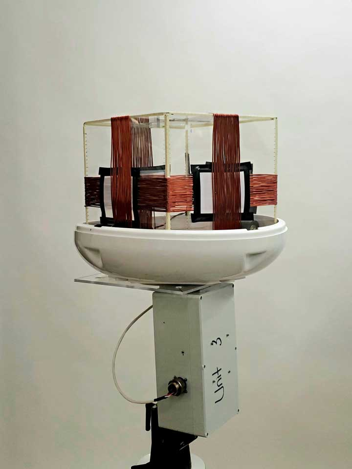 POINTER transmitter