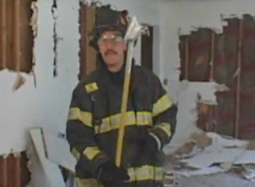 Mike Ciampo on firefighter tool use