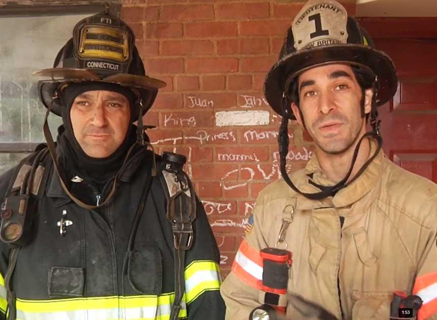 Pete Morotto and NIck Papa on ventilation
