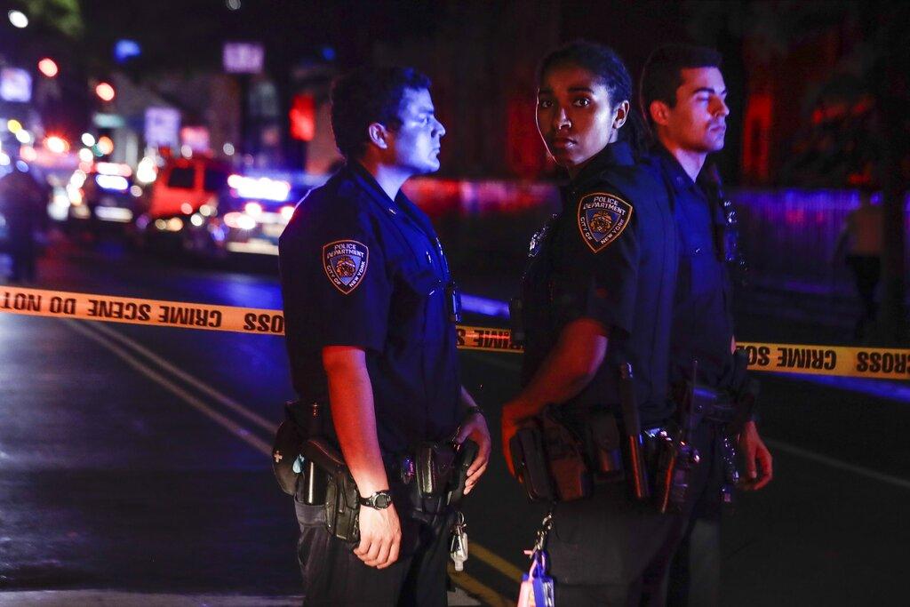 NYC cops