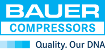 Bauer compressors logo