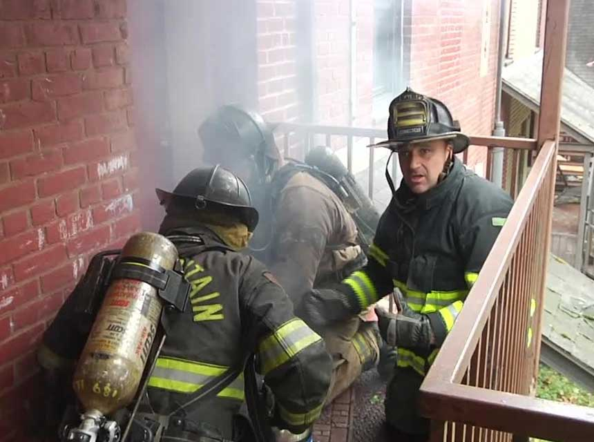 Pete Morotto on door control and ventilation