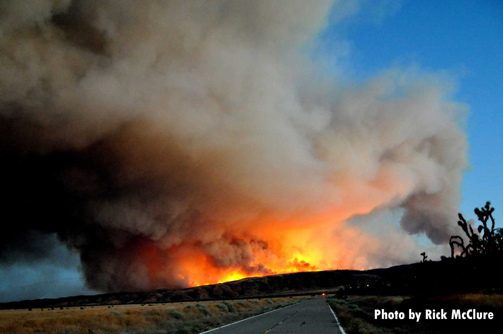 Wildfires continue to burn amid heatwave