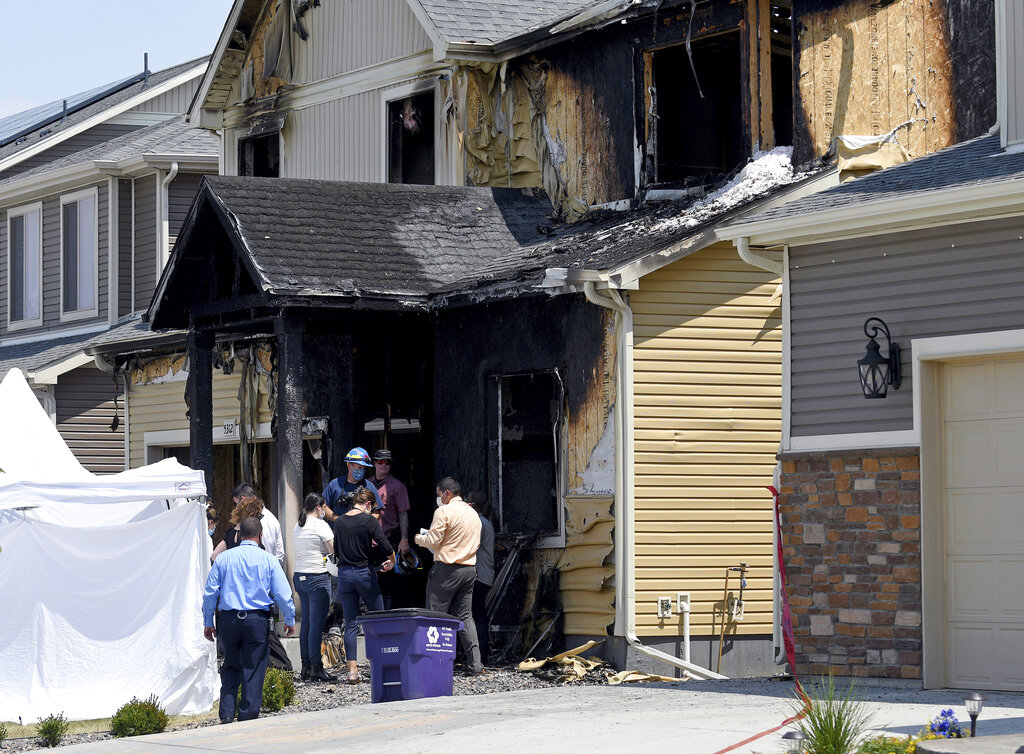 Probe into deadly Denver arson fire