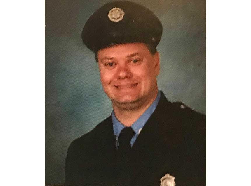 Cleveland Fire Lieutenant Richard Petras