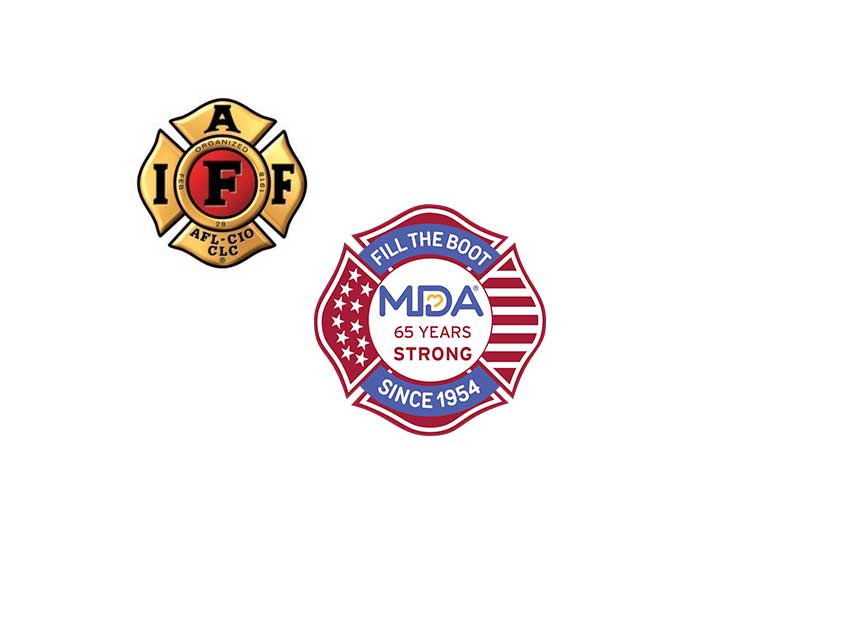 IAFF Fill the Boot