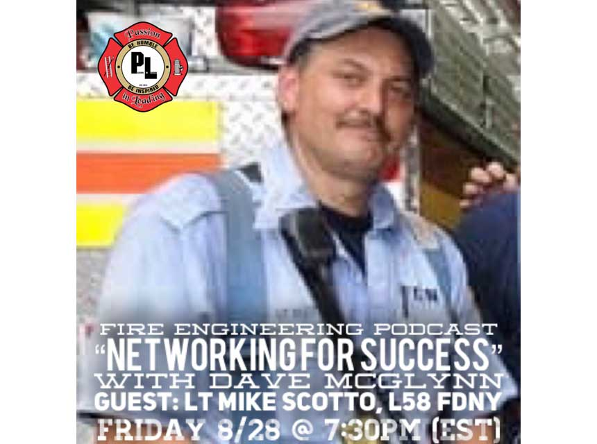 Mike Scotto of FDNY