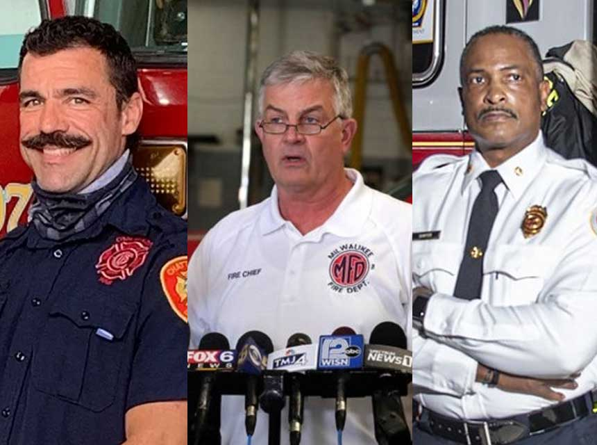 Fire service promotions