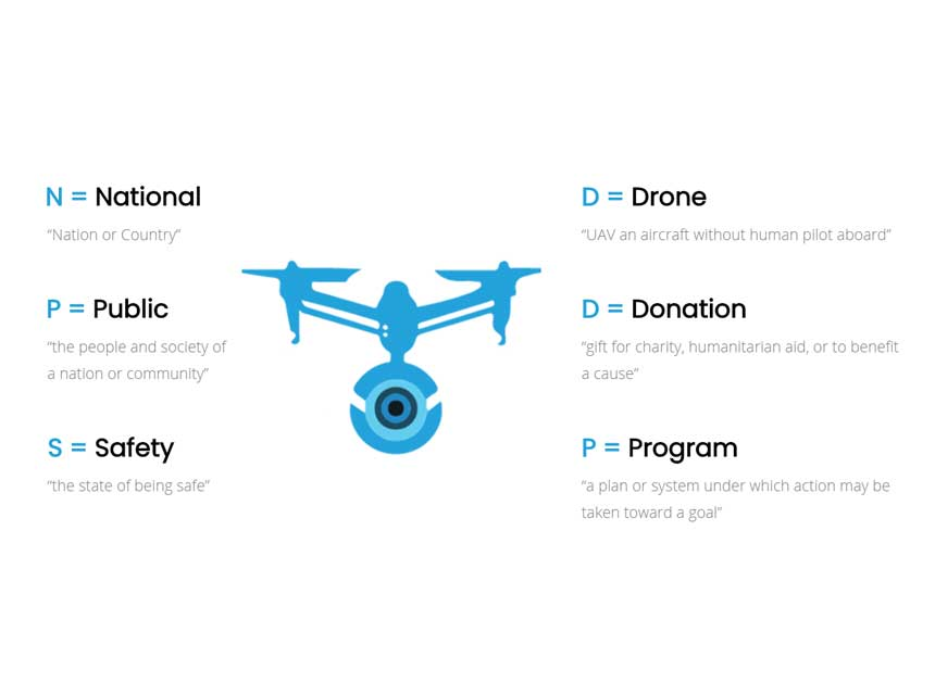 National Public Safety Drone Donation Program