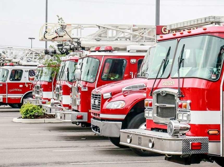 Gadsden AL Fire Department