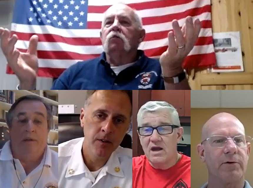 Mike Dugan, Jack Murphy, Jason Hoevelmann, Bill Gustin, and Doug Keller