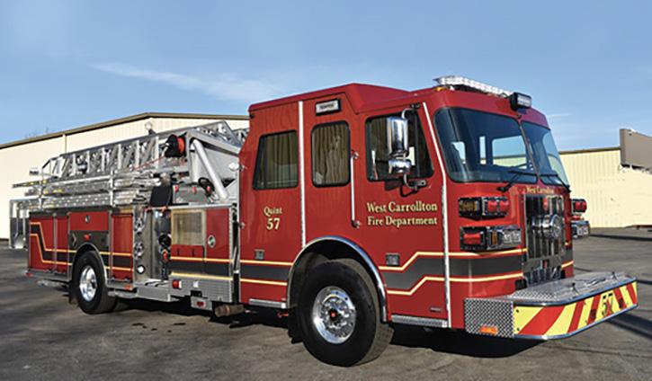 West Carrollton (OH) Fire Department