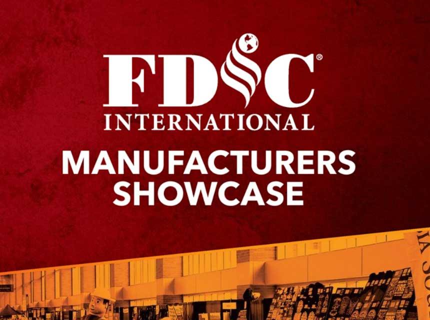 FDIC Manufacturers Showcase 2020