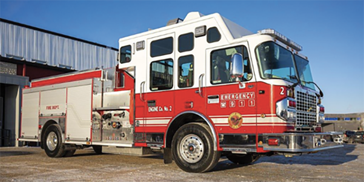 Moose Jaw (Saskatchewan, Canada) Fire Department