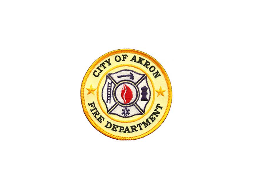 City of Akron OH Fire Department