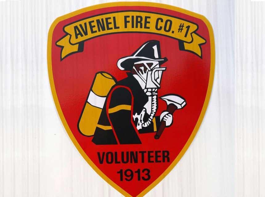 Avenel NJ Fire Company Number 1