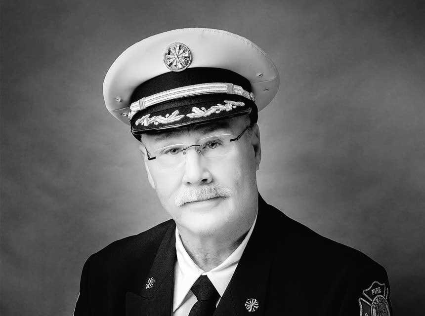 San Benito TX Fire Chief Watkins