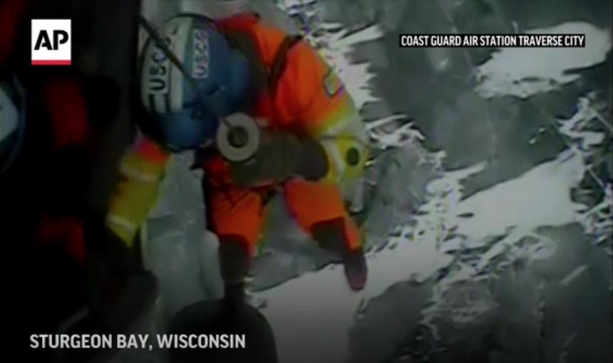 Ice floe rescue