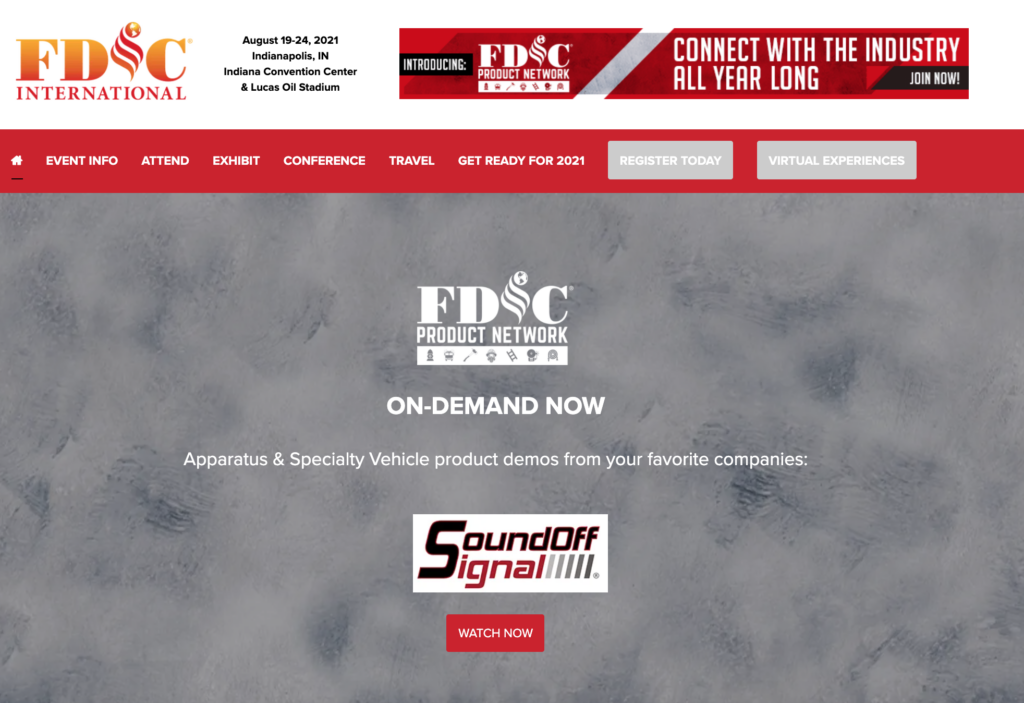 FDIC International Screenshot