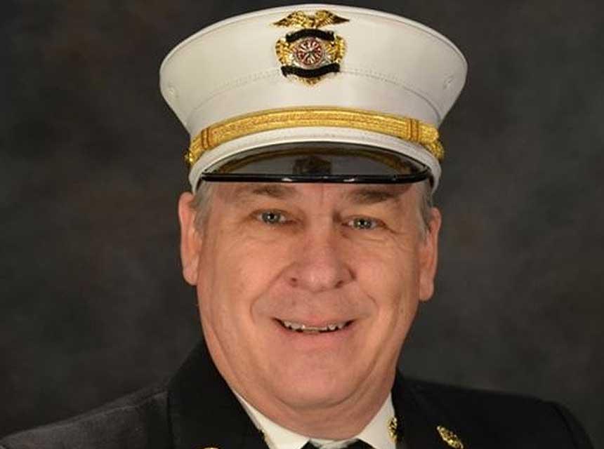 Greeley (CO) Fire Chief Dale Lyman