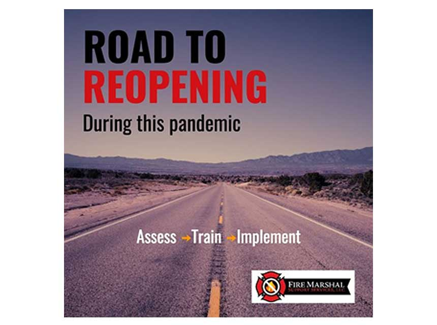 NASFM Road to Reopening