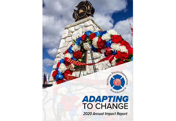 National Fallen Firefighters Foundation Releases 2020 Annual Impact Report