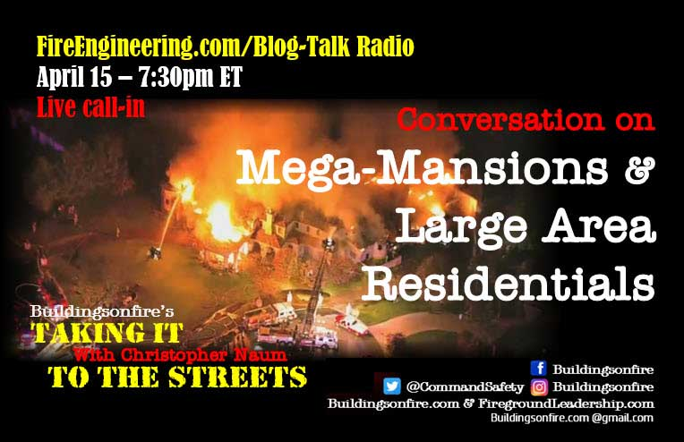 Chris Naum on mega mansions and large-area residential