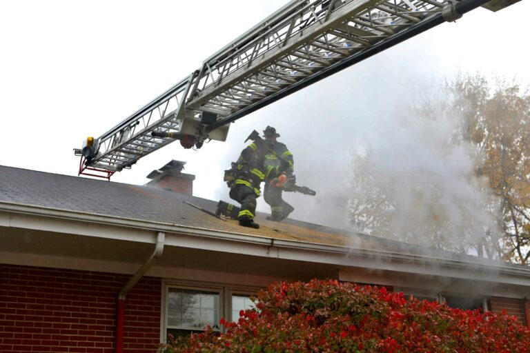 Unexpected Building Feature at Evanston (IL) House Fire