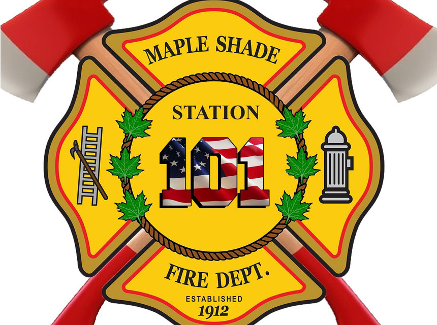 Maple Shade Fire Department NJ