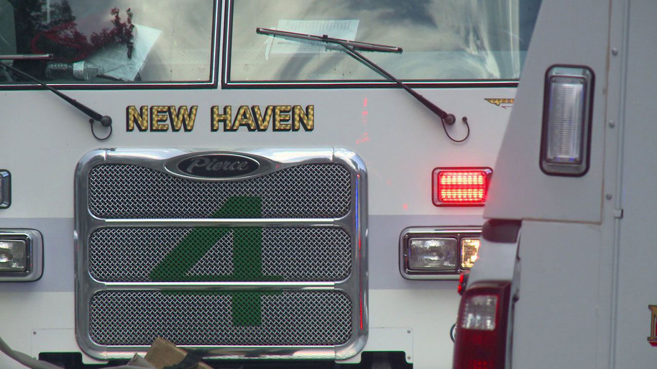 New Haven fire apparatus