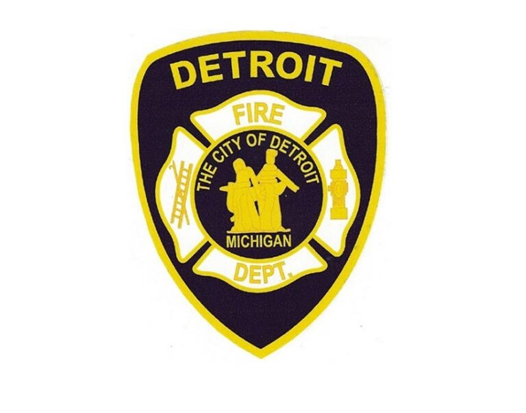 Detroit (MI) Fire Department Members Rescue Infant from Apartment Fire
