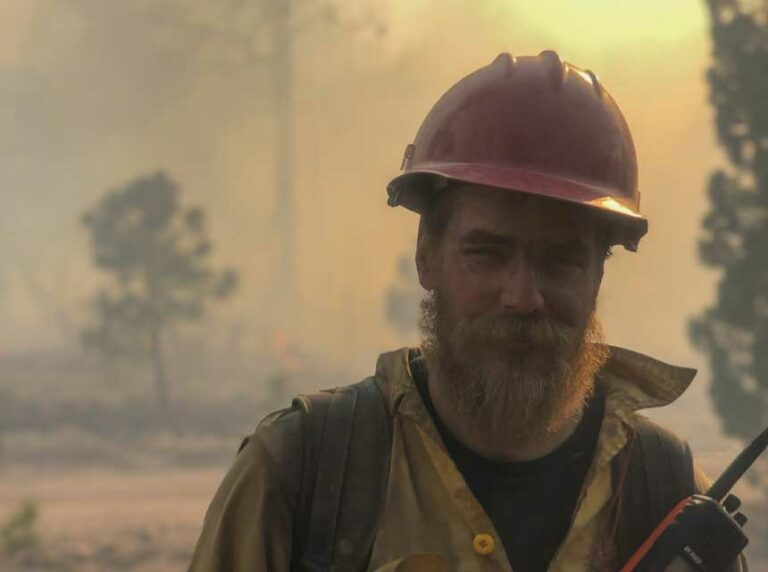 Fallen WY Smokejumper Honored by Fellow Wildland Firefighters