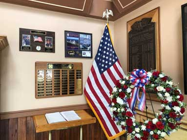 FDNY military members memorial