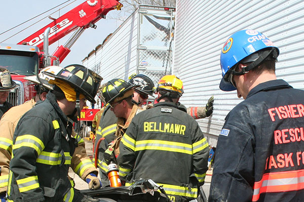 Drills: The Role of the Safety Officer