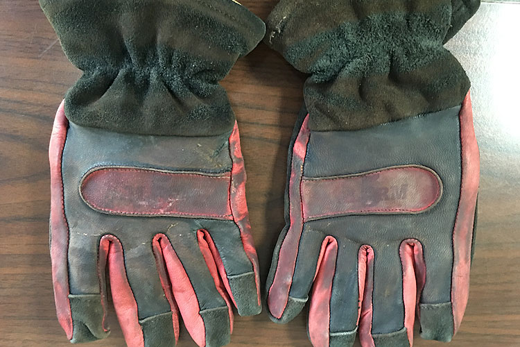 Recalled Gloves May Still Present Hazard to Firefighters