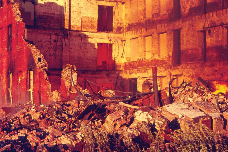 Beware the Structural Carcass: Building Collapse After the Fire Is Out